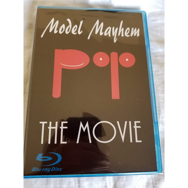 Model Mayhem the Movie Bluray