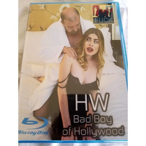 HW Bad Boy of Hollywood Bluray