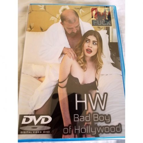 HW Bad Boy of Hollywood DVD