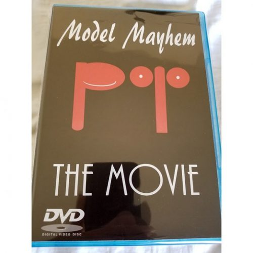 Model Mayhem the Movie DVD